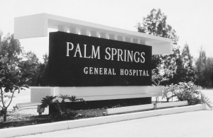 VIEW PALM SPRINGS HOSPITAL